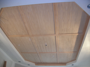 Coffered Ceiling 11